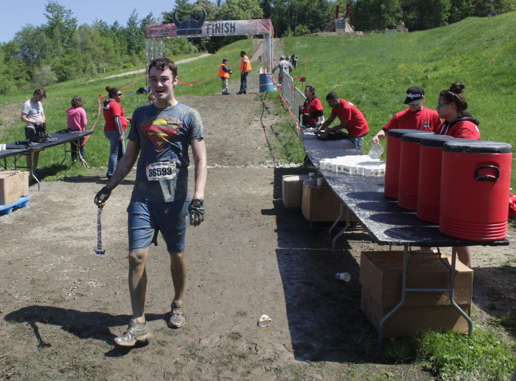 amesbury warrior dash may 31 3