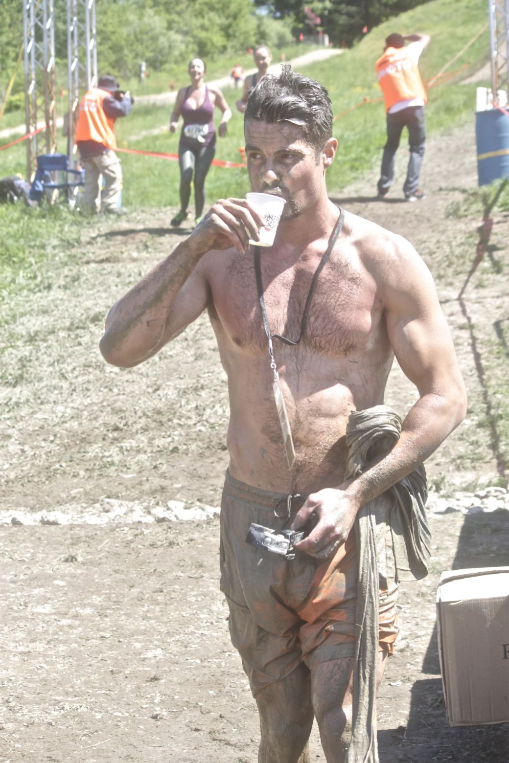 amesbury warrior dash may 31 4
