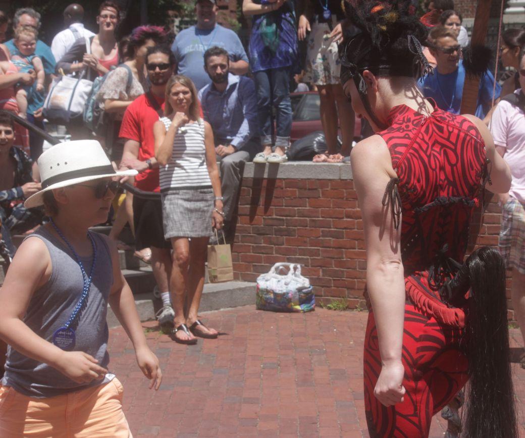boston harvard square cirque du soleil performers 11