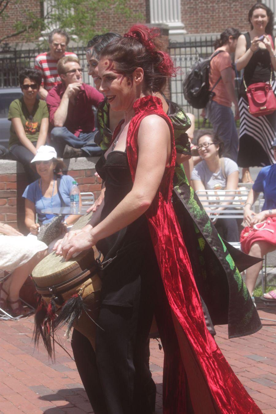 boston harvard square cirque du soleil performers 12