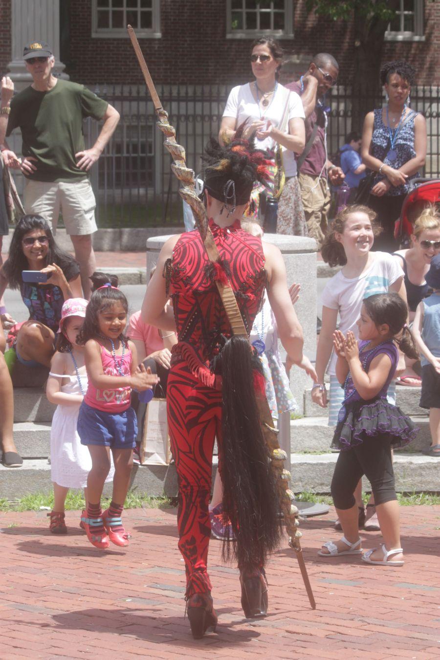 boston harvard square cirque du soleil performers 14