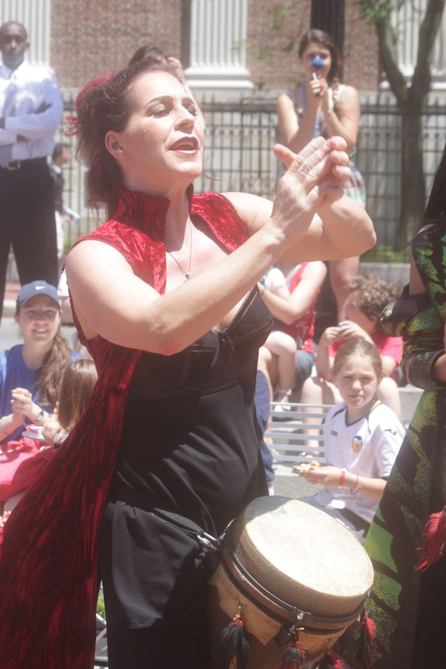 boston harvard square cirque du soleil performers 2