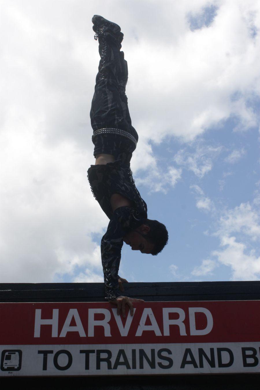 boston harvard square cirque du soleil performers 20