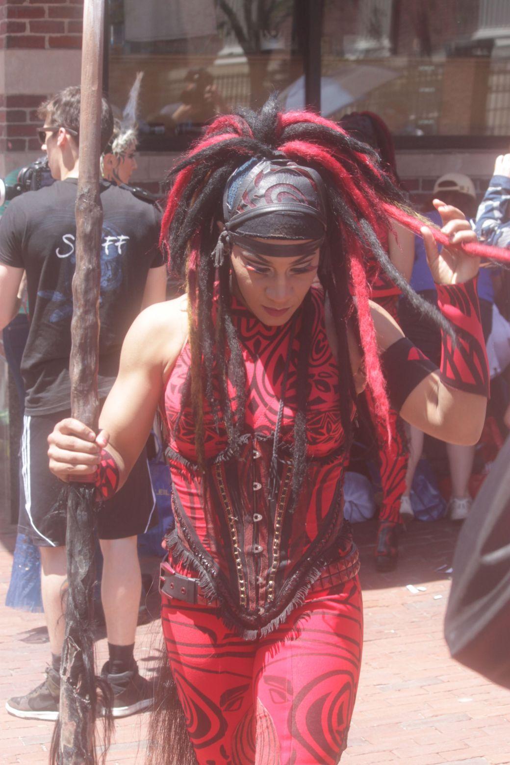 boston harvard square cirque du soleil performers 5