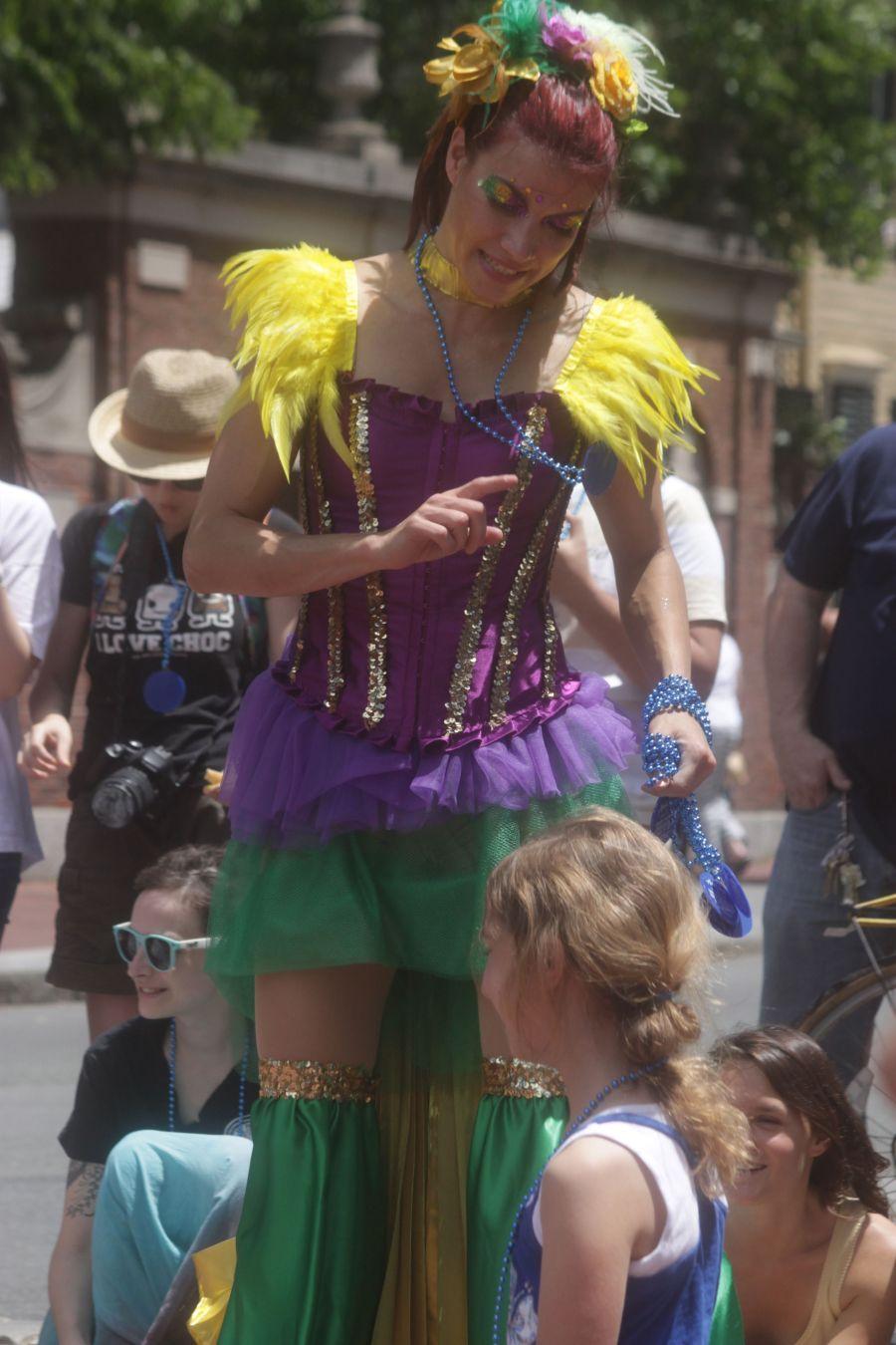 boston harvard square cirque du soleil performers 9