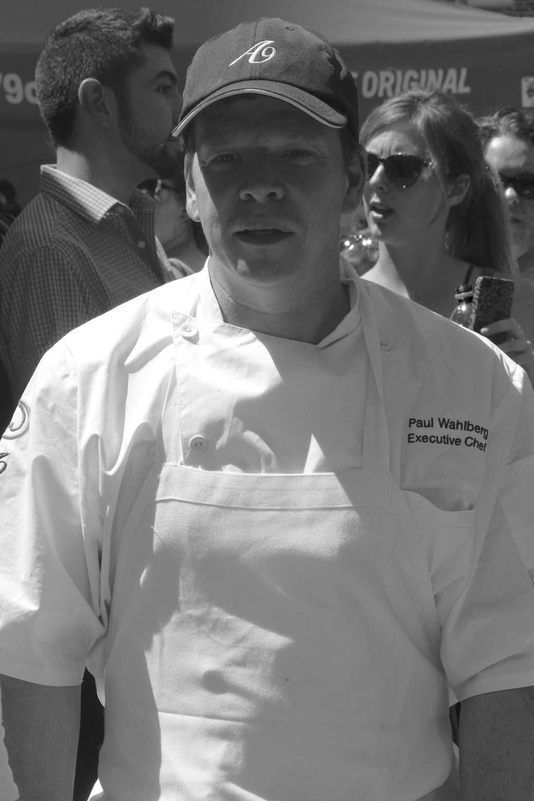 boston faneuil hall july 26 wahlberg wahlburgers promotion paul wahlberg 2