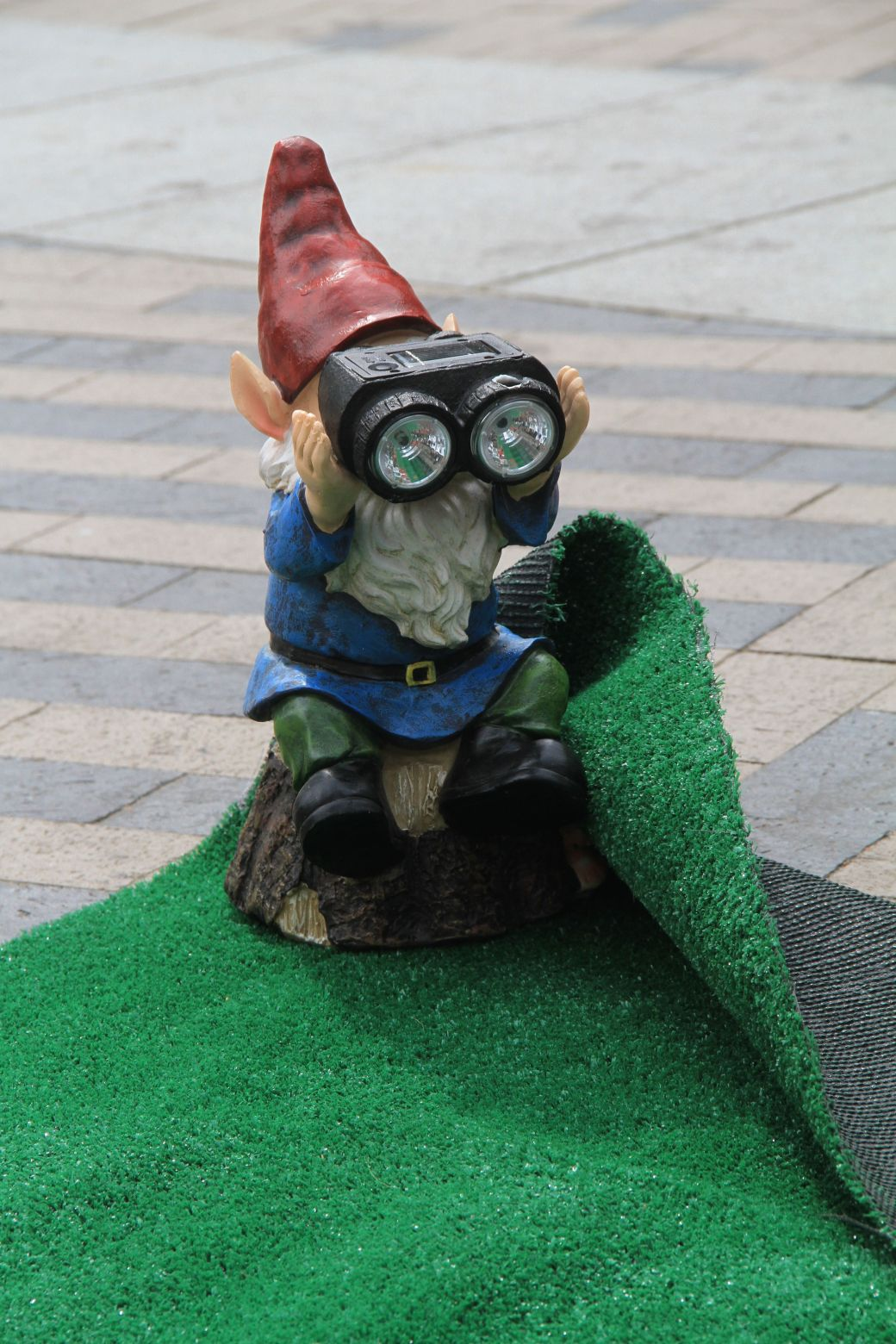 boston greenway gnome