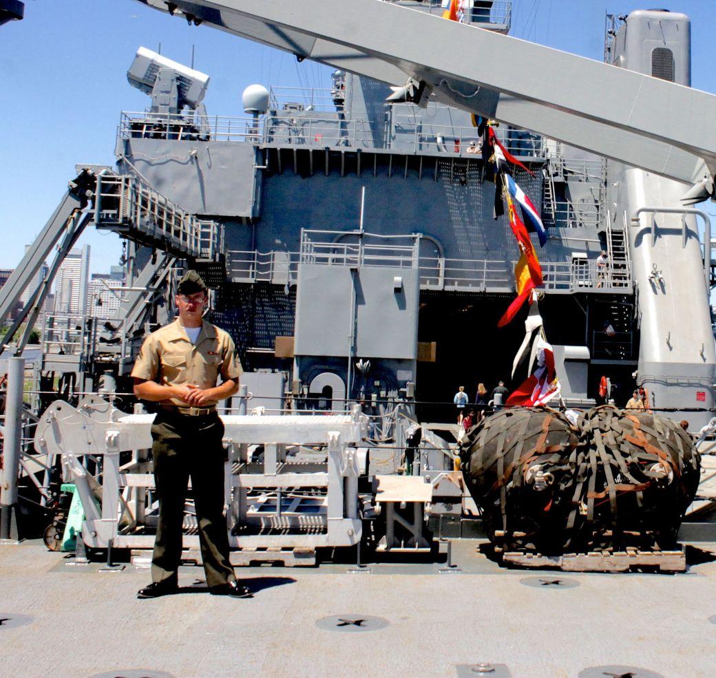 boston harborfest USS Oak Hill 23