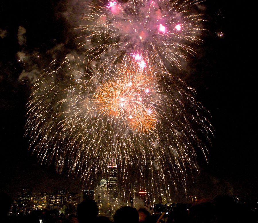 boston july 3 2014 fireworks charles river 12