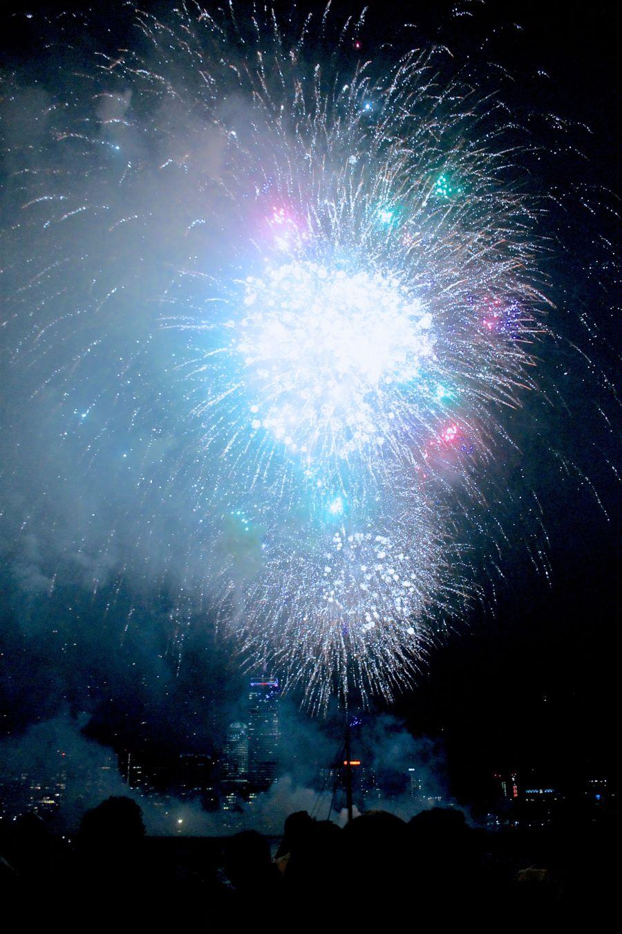 boston july 3 2014 fireworks charles river 49
