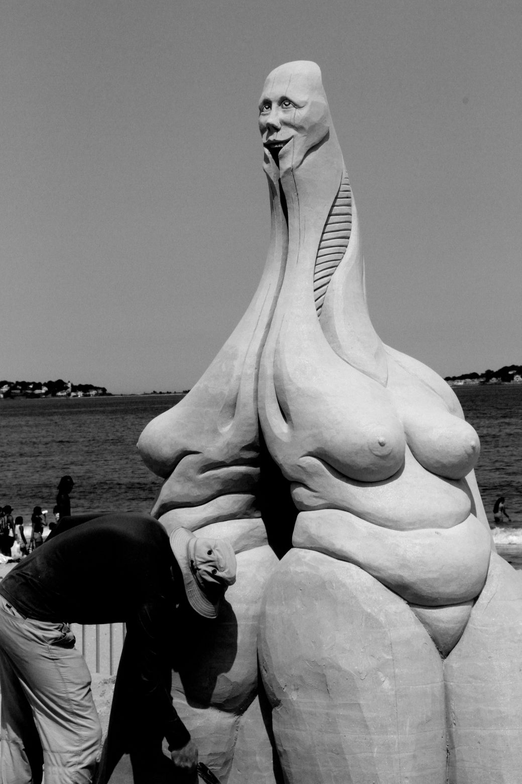 boston revere beach sand sculpting festival july 18 11