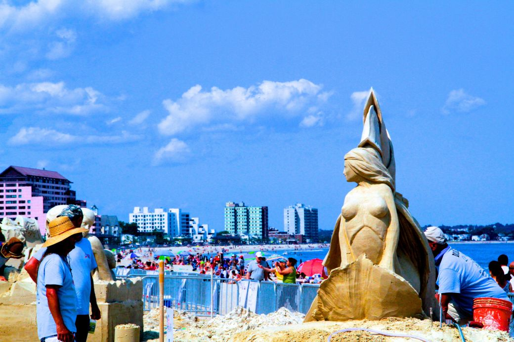 boston revere beach sand sculpting festival july 18 18