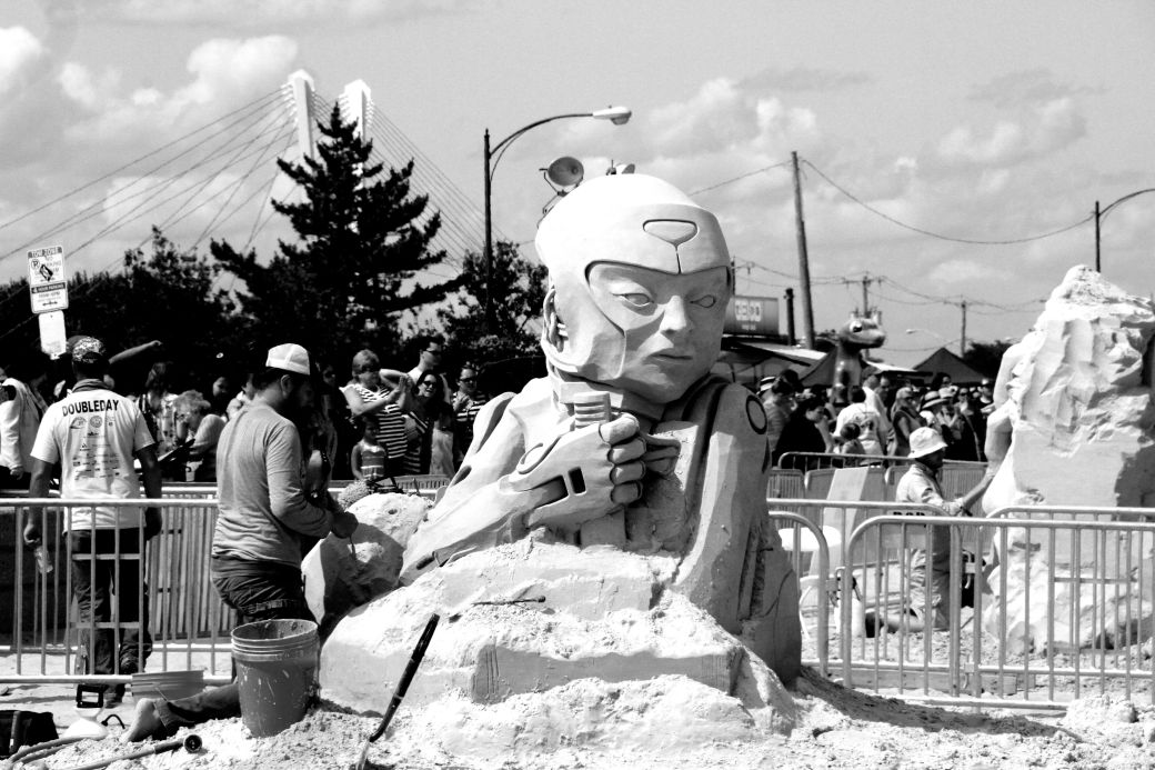 boston revere beach sand sculpting festival july 18 20