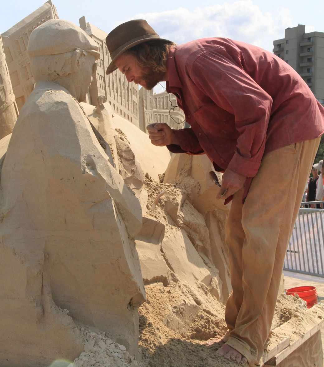 boston revere beach sand sculpting festival july 18 2014 24