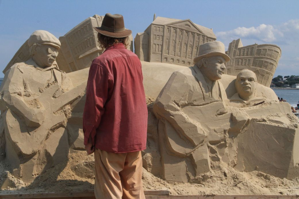 boston revere beach sand sculpting festival july 18 2014 26