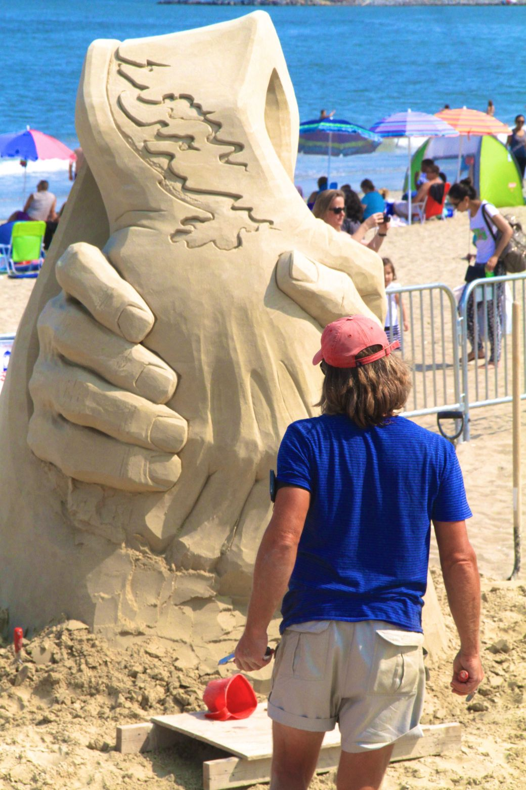 boston revere beach sand sculpting festival july 18 2014 28