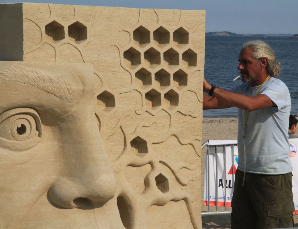 boston revere beach sand sculpting festival july 18 7