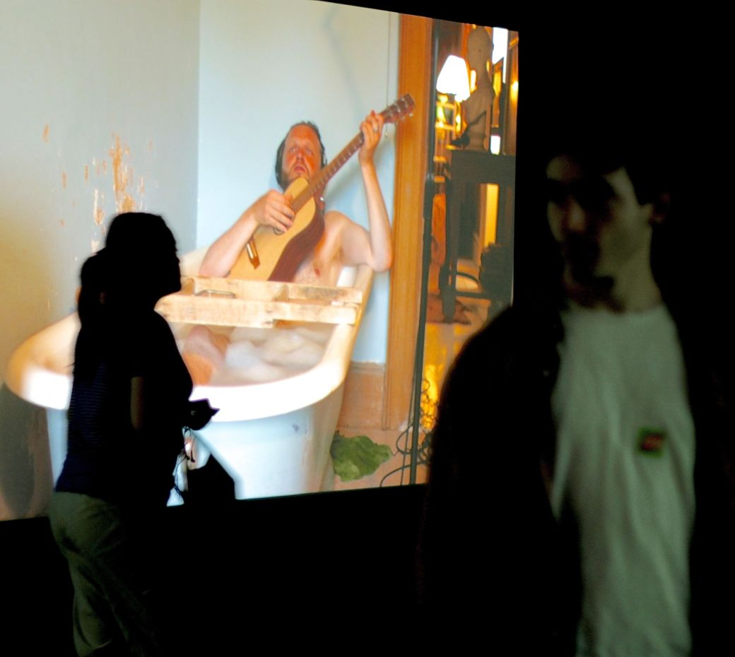 boston institute of contemporary art ragnar kjartansson exhibit the visitors 3