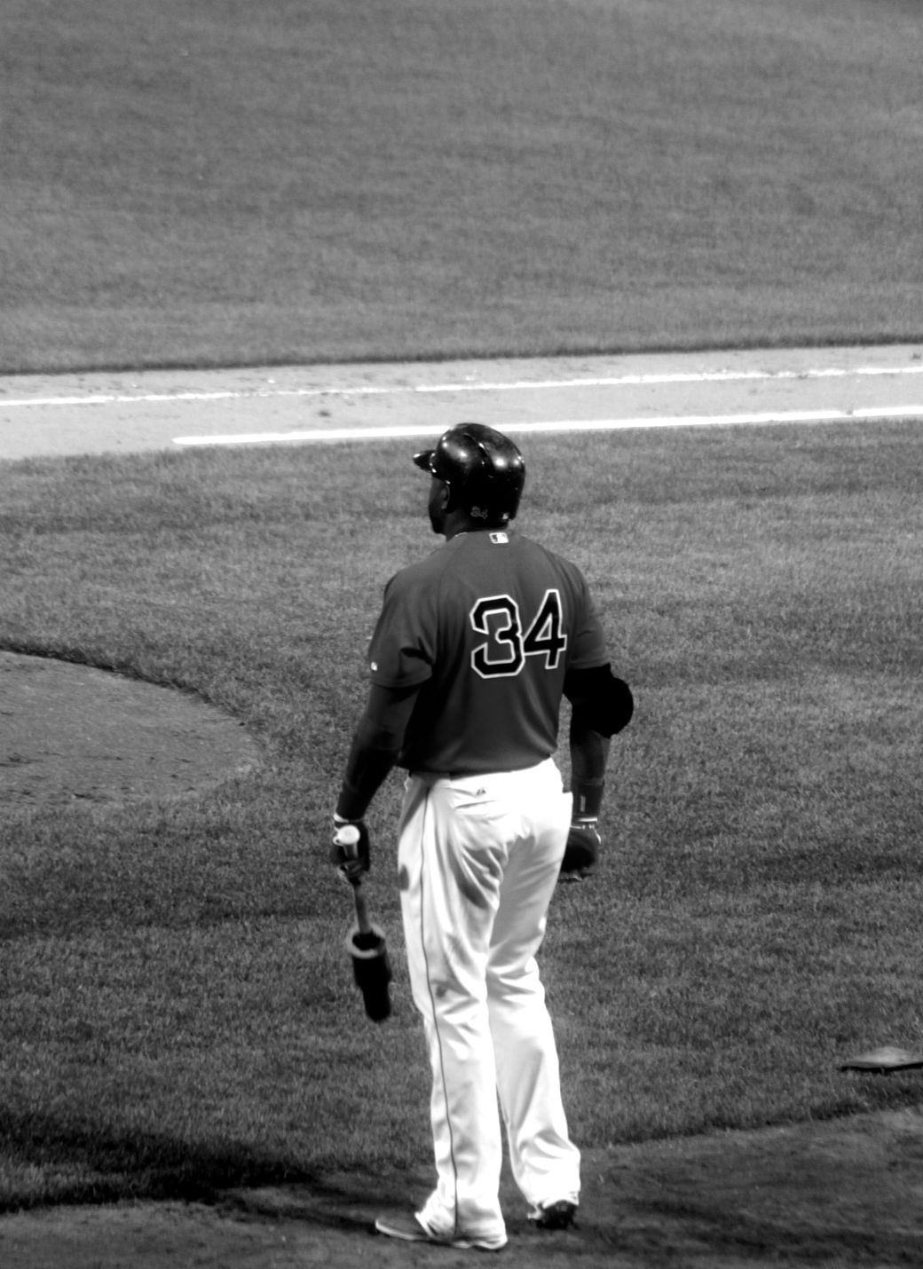 boston red sox fenway park game against yankees august 1 2014 big papi ready to bat