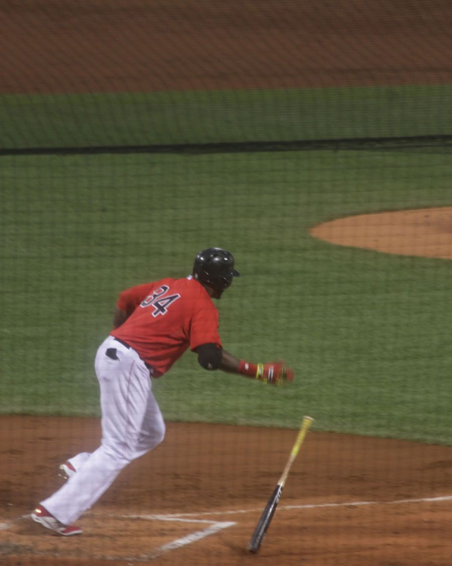 boston red sox fenway park game against yankees august 1 2014 david ortiz big papi 3