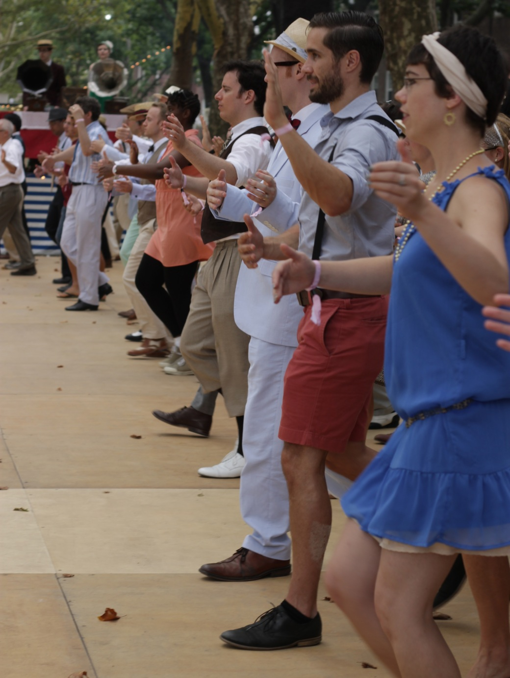 new york city governors island jazz age lawn party august 17 2014 12