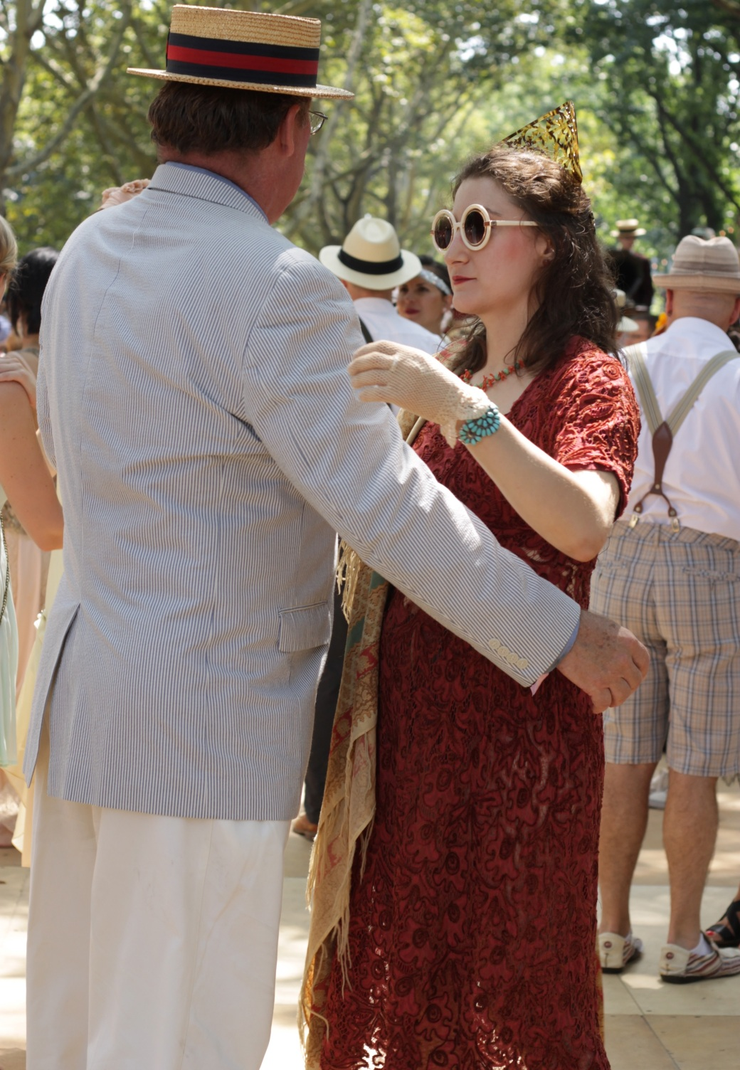 new york city governors island jazz age lawn party august 17 2014 34