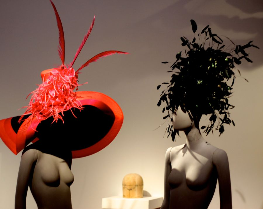 new york city museum of arts and design church hats