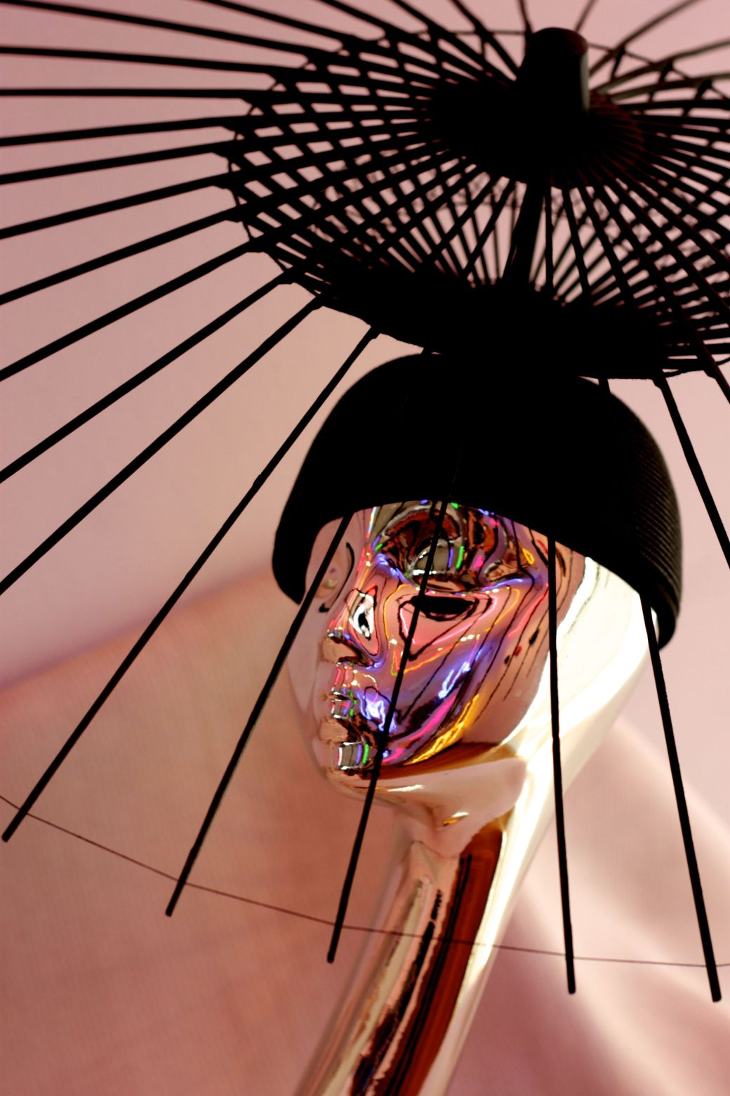 new york city museum of arts and design circle hat