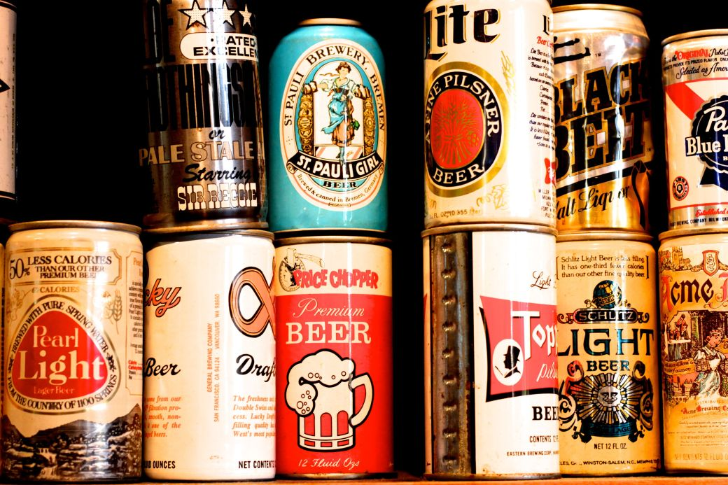 boston harpoon brewery beer can collection 4