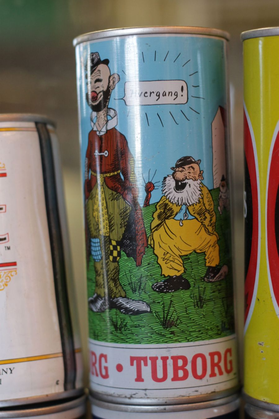 boston harpoon brewery beer can collection 8 tuborg
