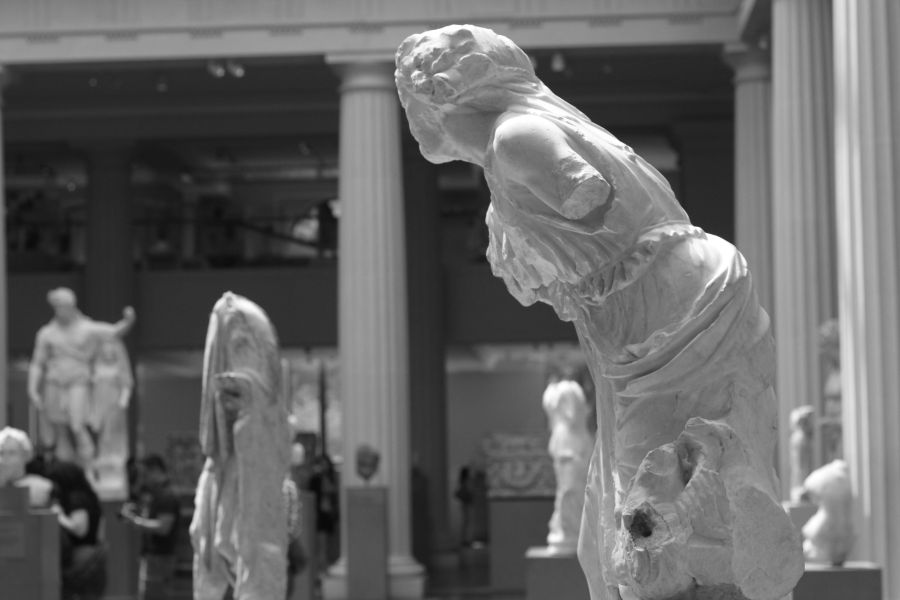 new york city metropolitan museum of art greek and roman gallery 11