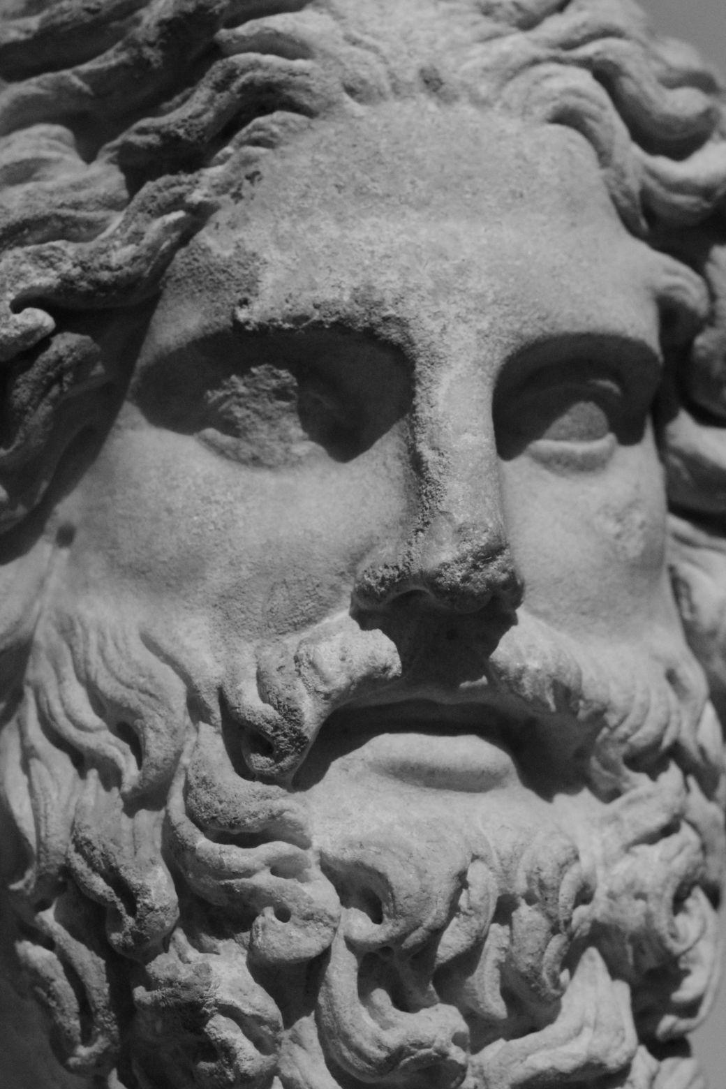 new york city metropolitan museum of art greek and roman sculpture gallery 14