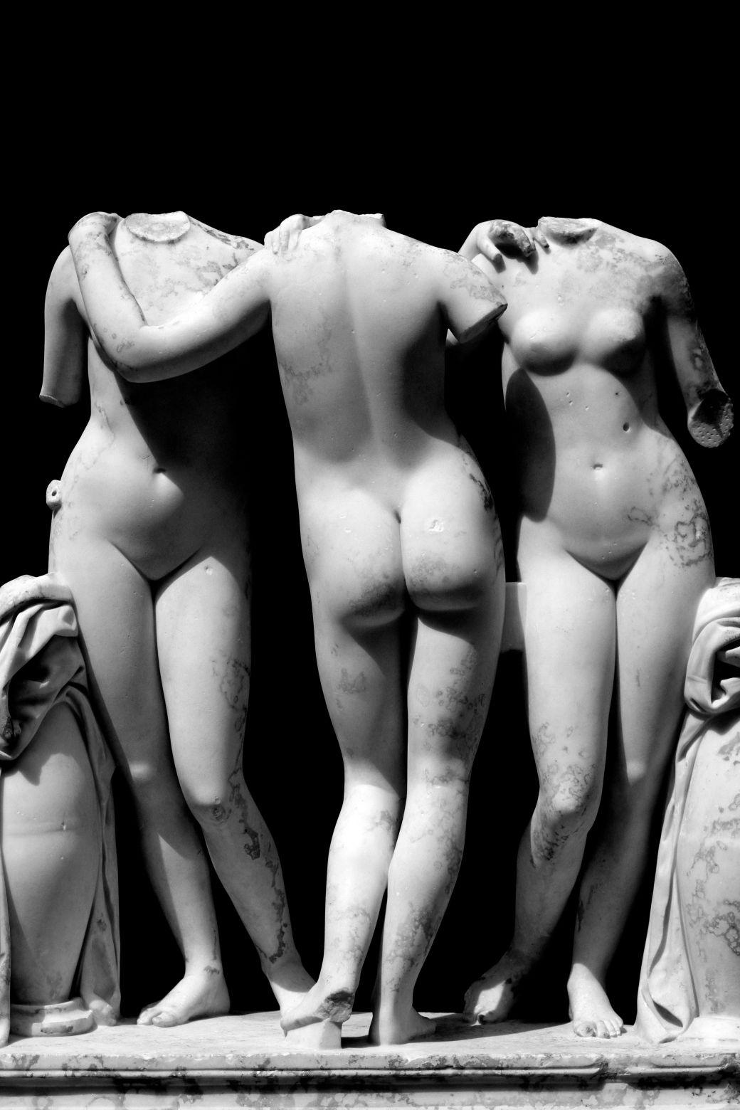 new york city metropolitan museum of art greek and roman statues 3