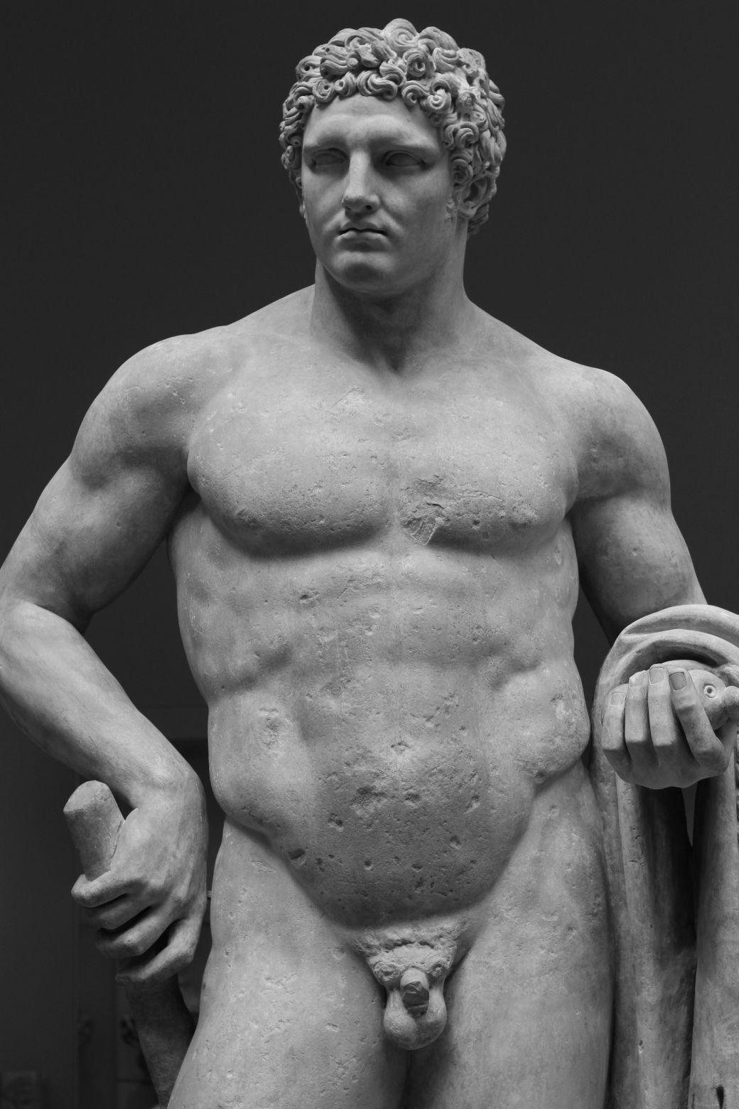 new york city metropolitan museum of art greek and roman statues 5