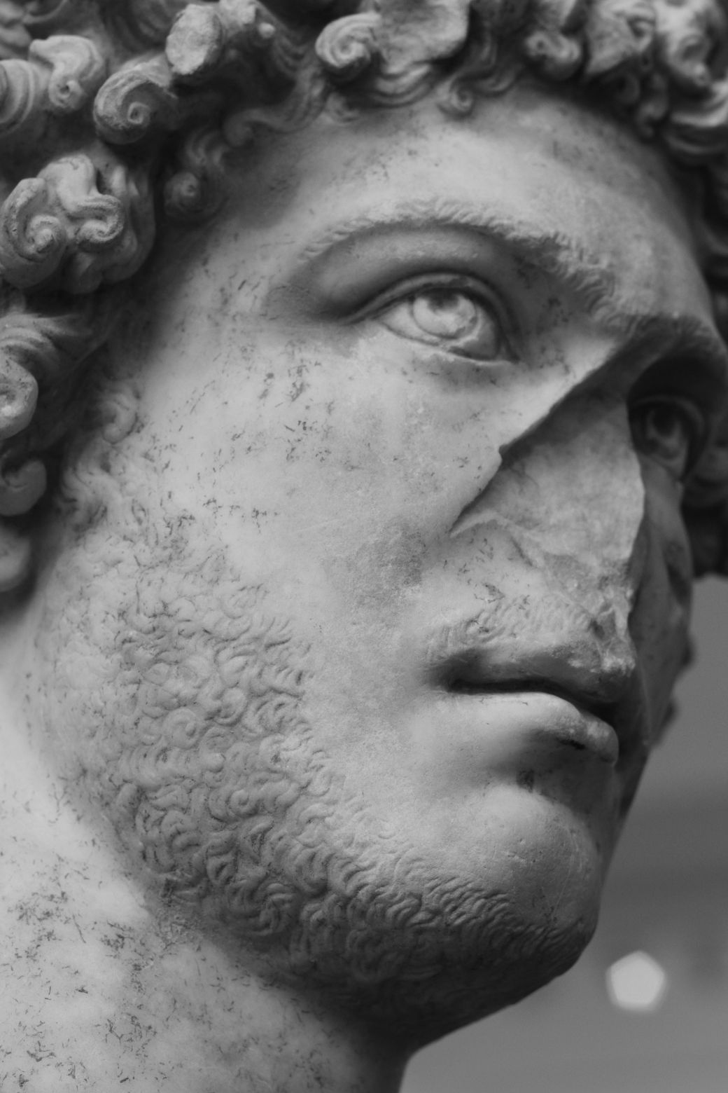 new york city metropolitan museum of art greek and roman statues 8