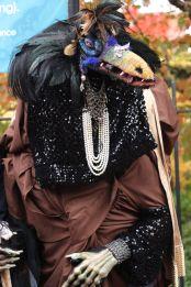 salem halloween october 31 2014 bird face costume