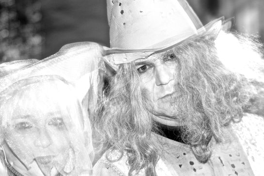 salem halloween october 31 2014 people in white