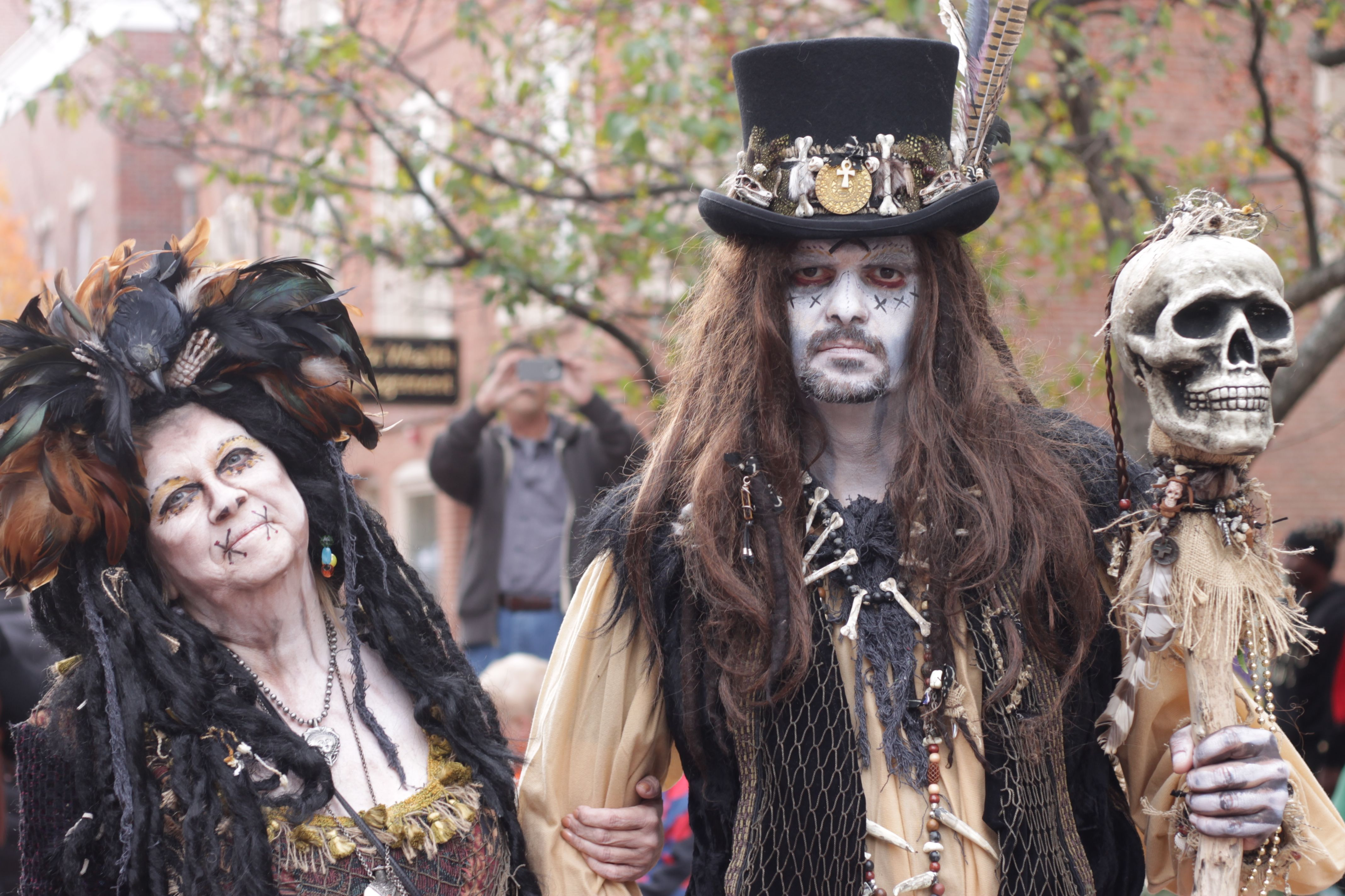 salem halloween october 31 2014 steampunk outfits   wrong side of ...