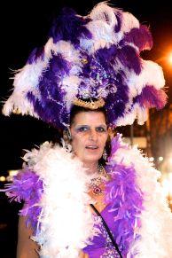 salem halloween october 31 2014 woman in show girl costume 2