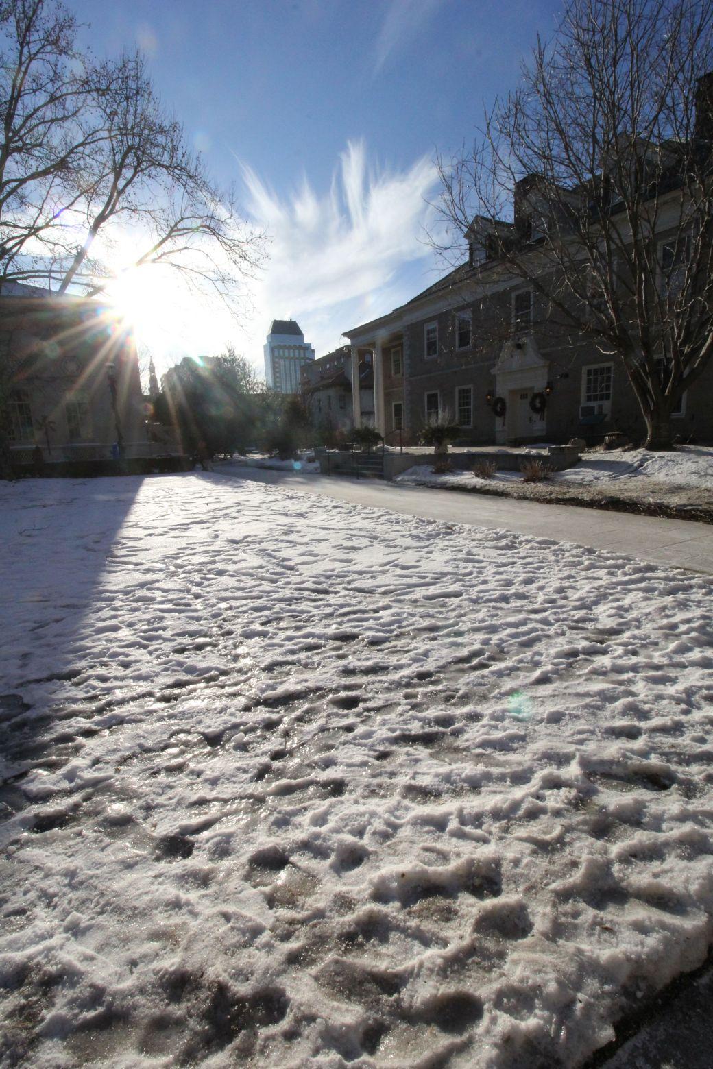 springfield downtown museum square snow