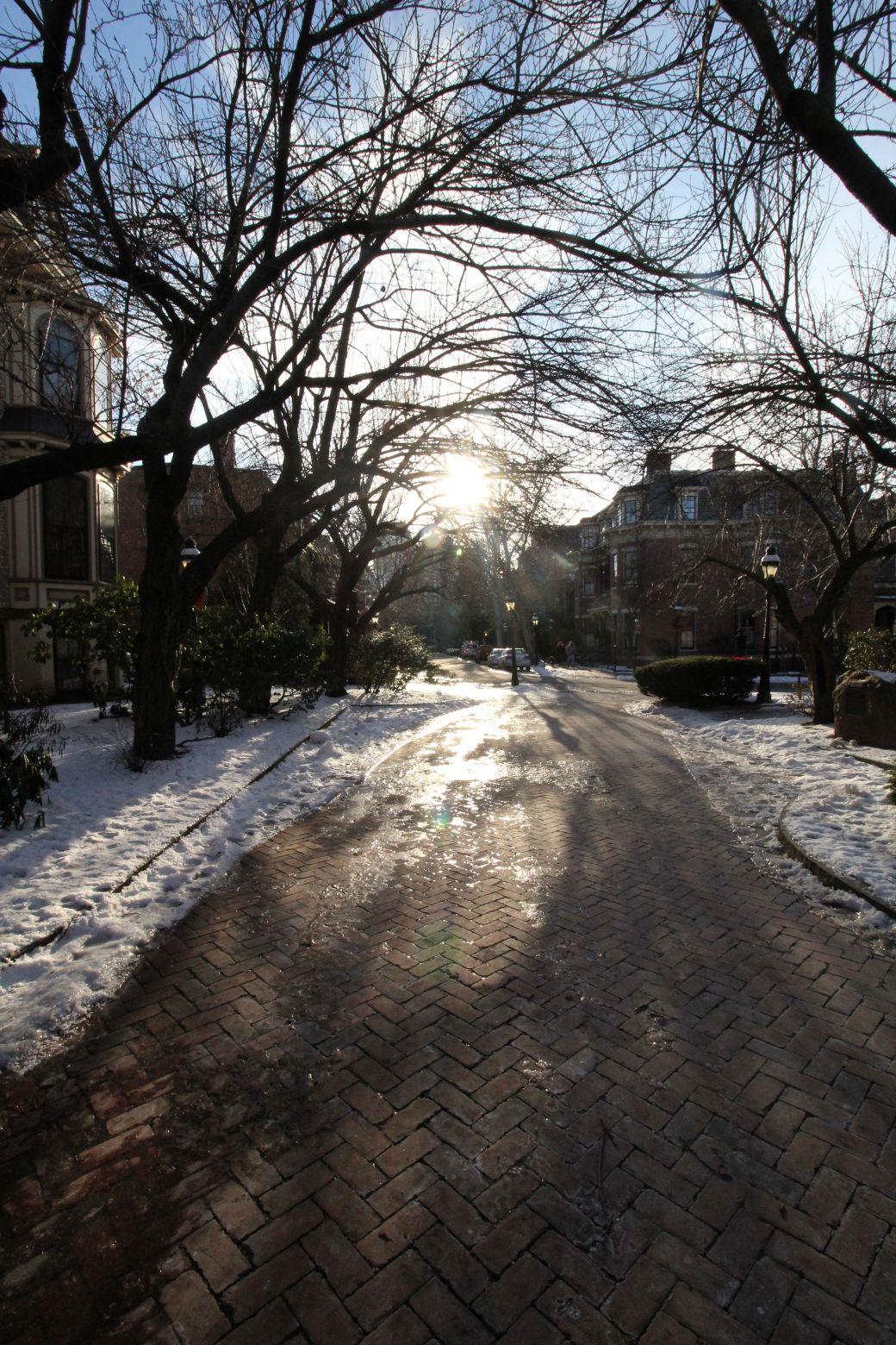 springfield downtown walkway