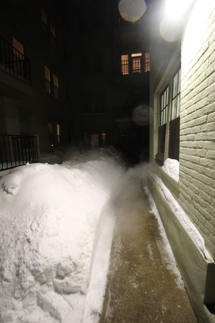 boston allston snow storm february 10 2015 7