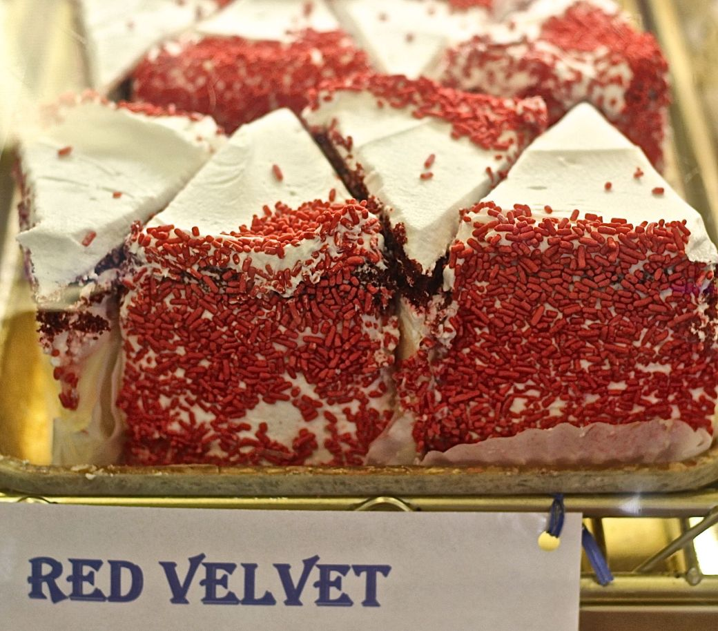 boston north end mike's pastry red velvet