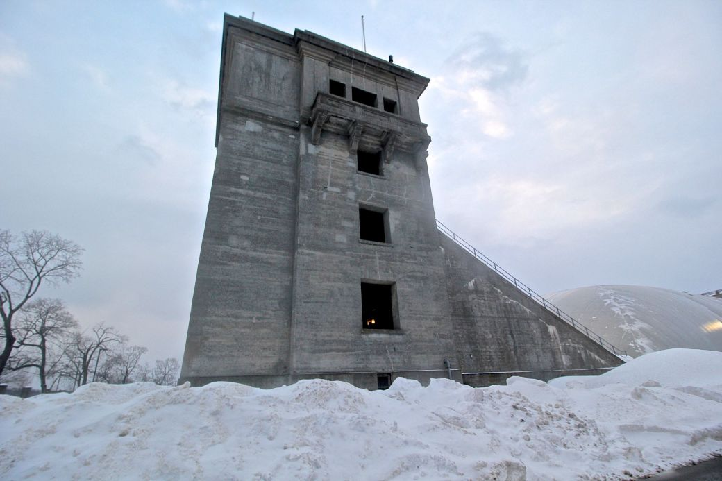 cambridge harvard harvard stadium snow february 19 2015 14