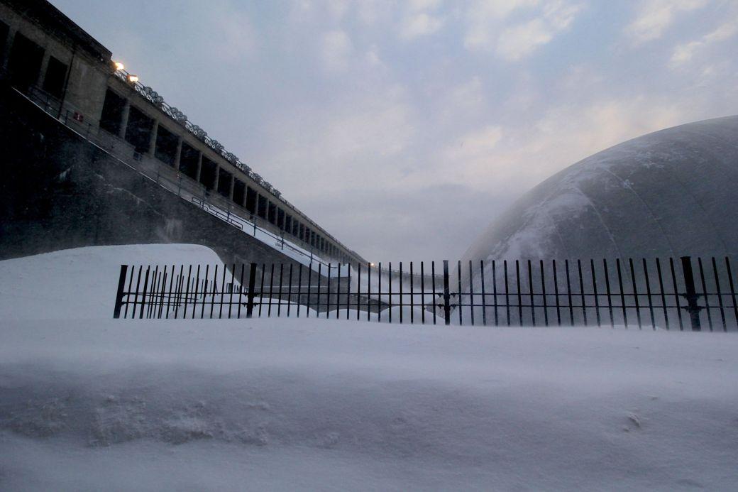 cambridge harvard harvard stadium snow february 19 2015 2