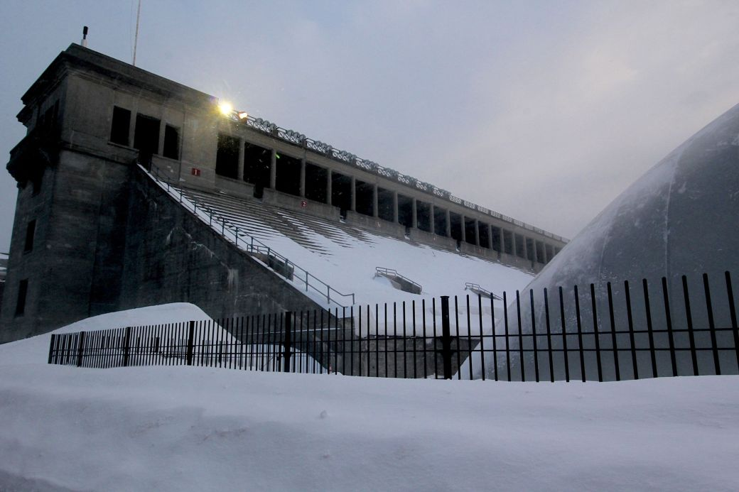 cambridge harvard harvard stadium snow february 19 2015 3