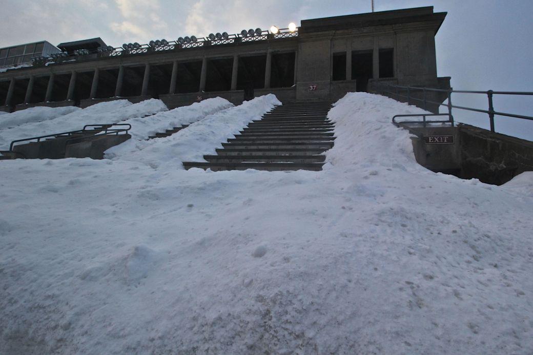 cambridge harvard harvard stadium snow february 19 2015 6