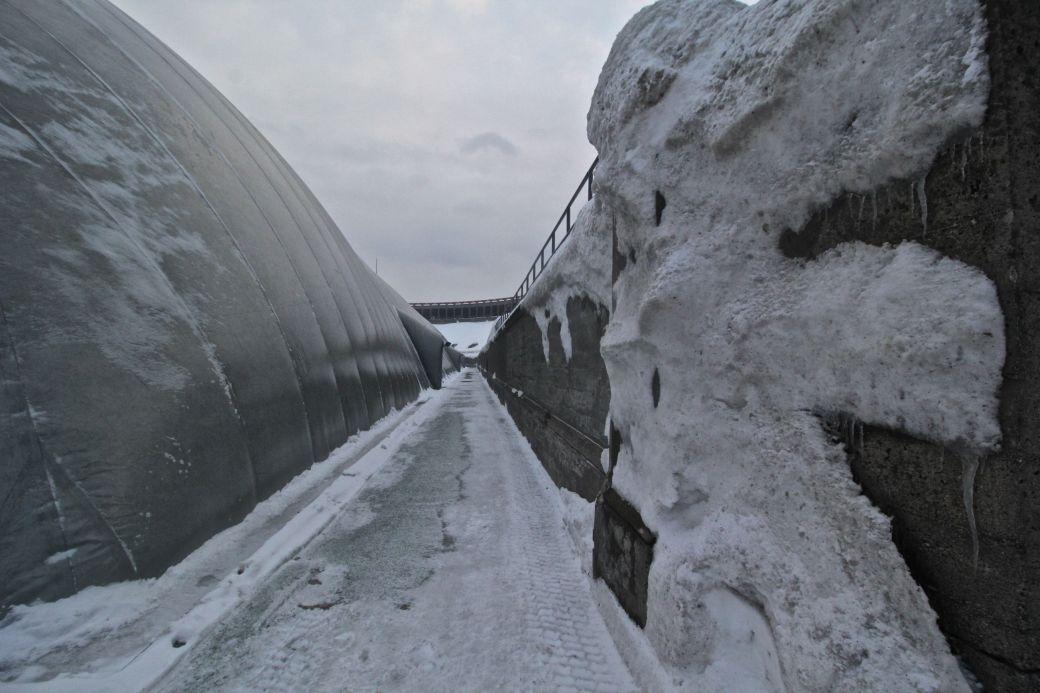 cambridge harvard harvard stadium snow february 19 2015 8