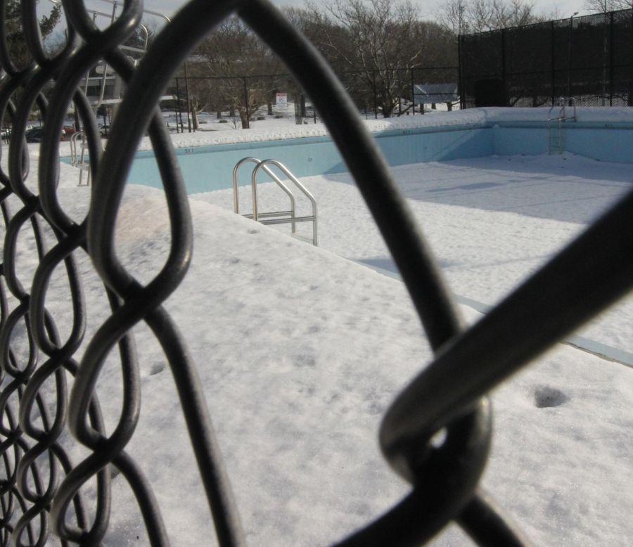 boston chestnut hill swimming pool snow 3