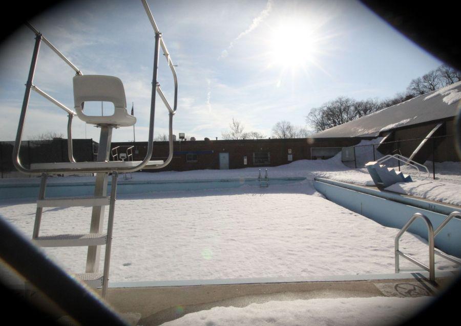boston chestnut hill swimming pool snow 5